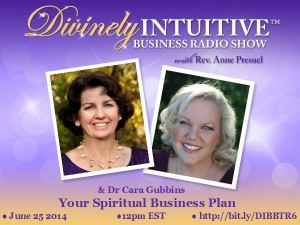 Divinely Intuitive Radio graphic