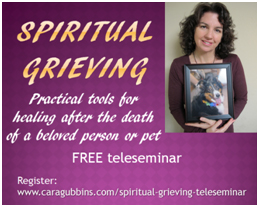Spiritual Grieving