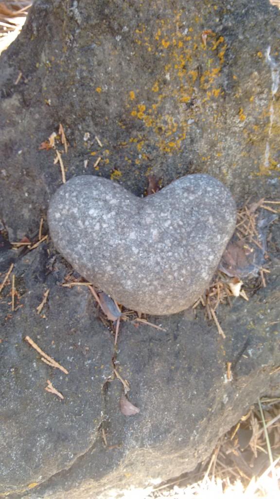 Heart Rock 1